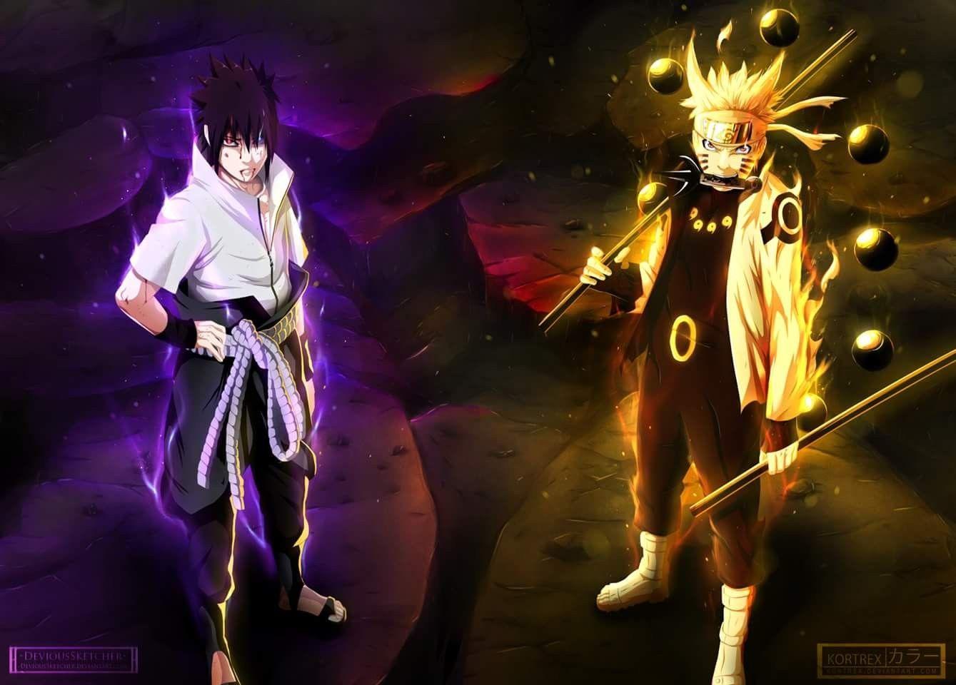 Pin De Ste Em 1 Naruto E Sasuke Desenho Naruto Dan Sasuke Naruto Vs Sasuke