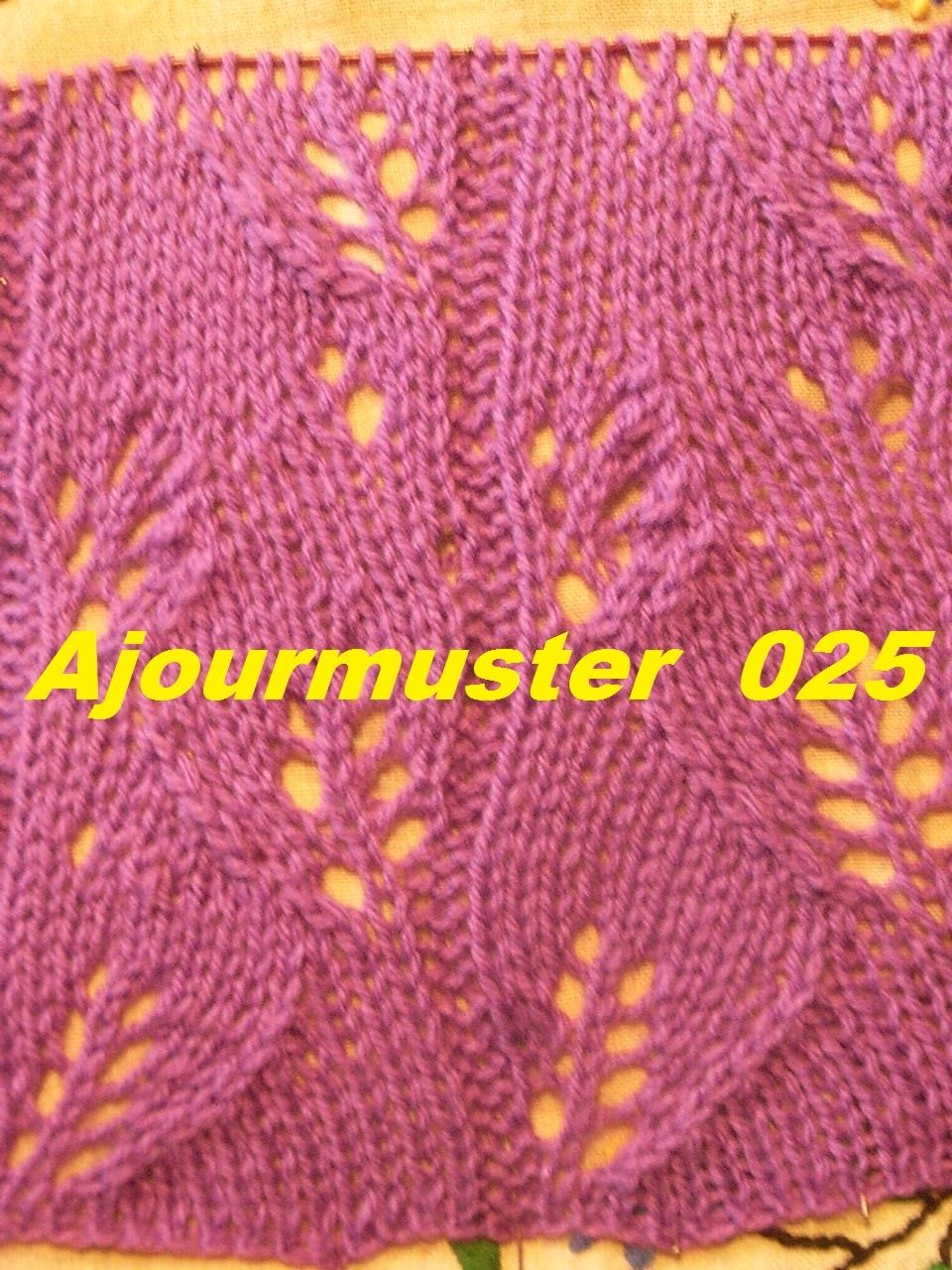 Funky Stricken Muster Ideas - Decke Stricken Muster ...