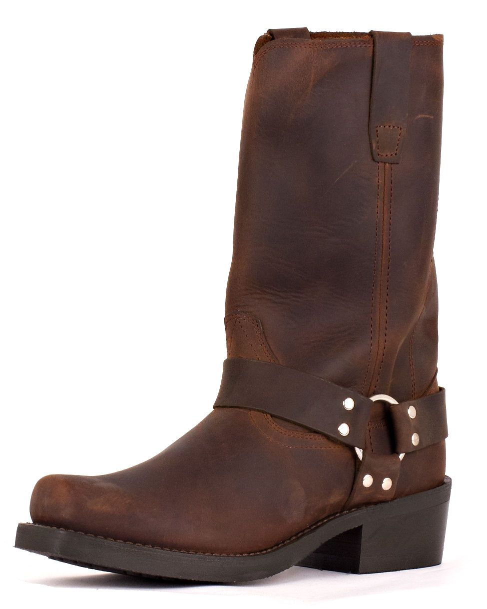 these s harness boots are stylish classic and