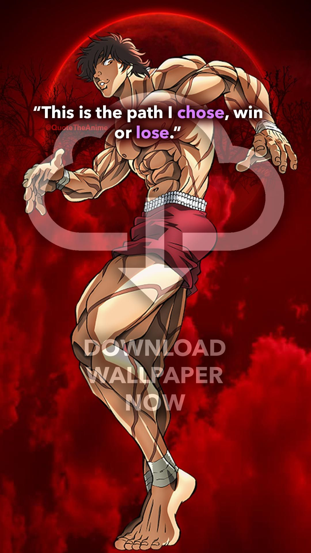11+ CRAZY Baki Quotes (New 2019) with HQ Images Anime