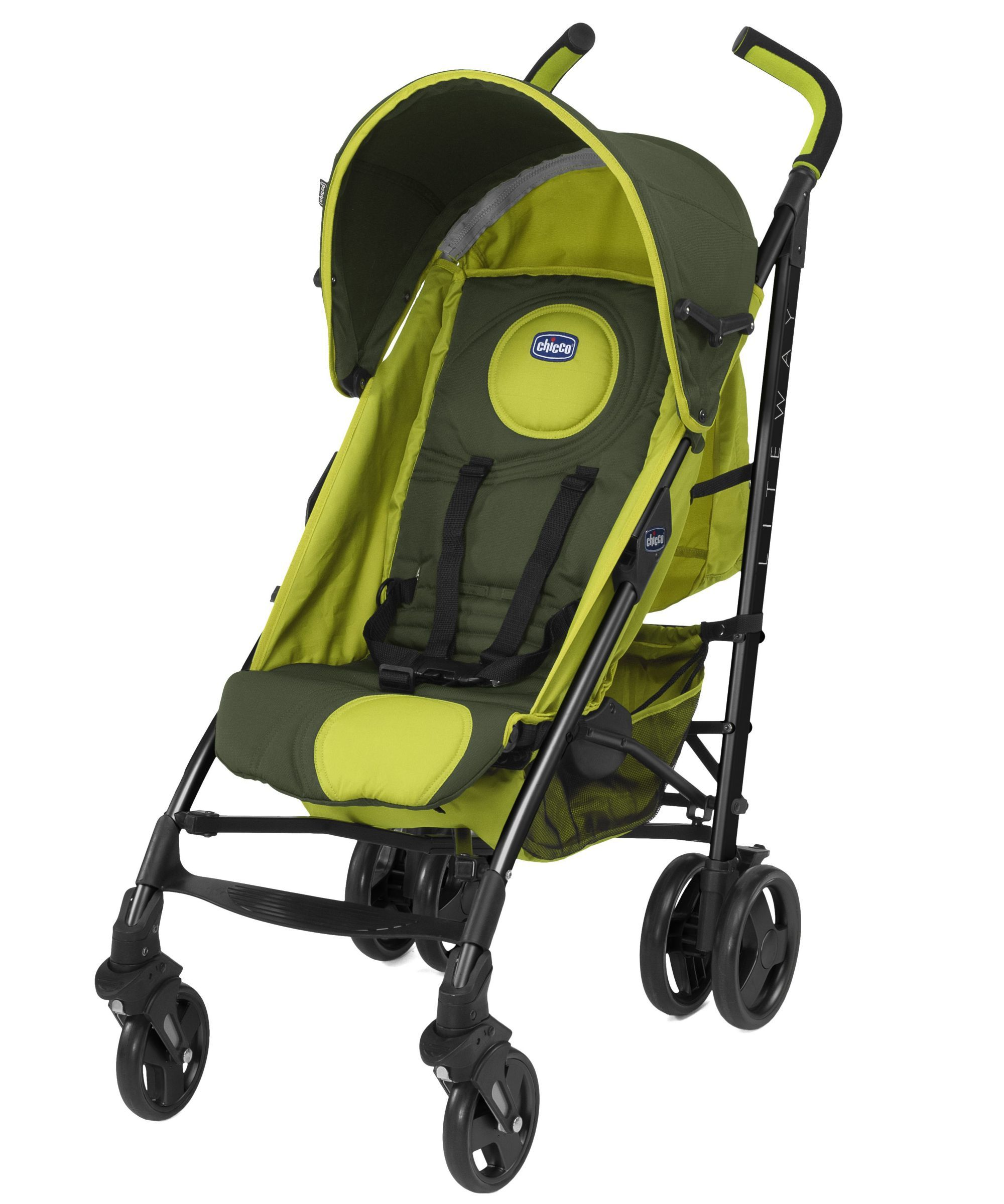 Chicco Liteway Stroller Green Wave Stroller, Chicco baby