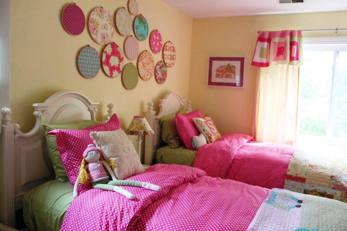 Bedroom decor ideas for girls - 5 Diy Ideas For The Bedroom Girl Room