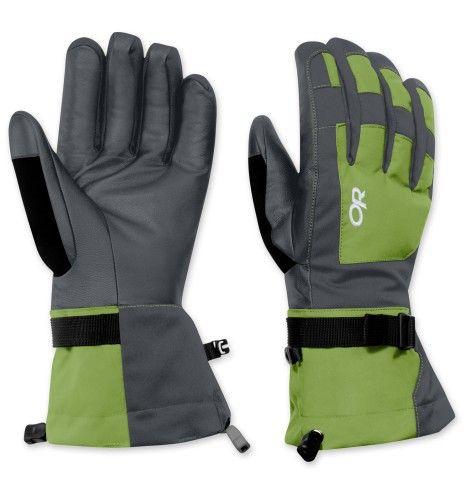 OR Revolution gloves rock.