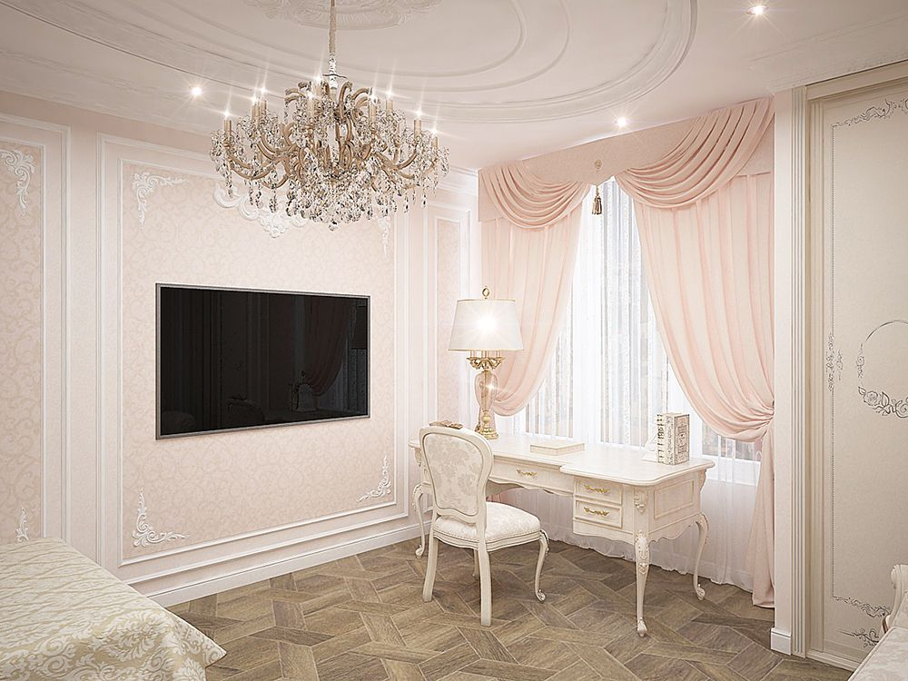 фото комнаты для гостей в классическом стиле это место