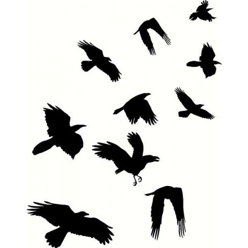 crows flying google search arts amp crafts pinterest
