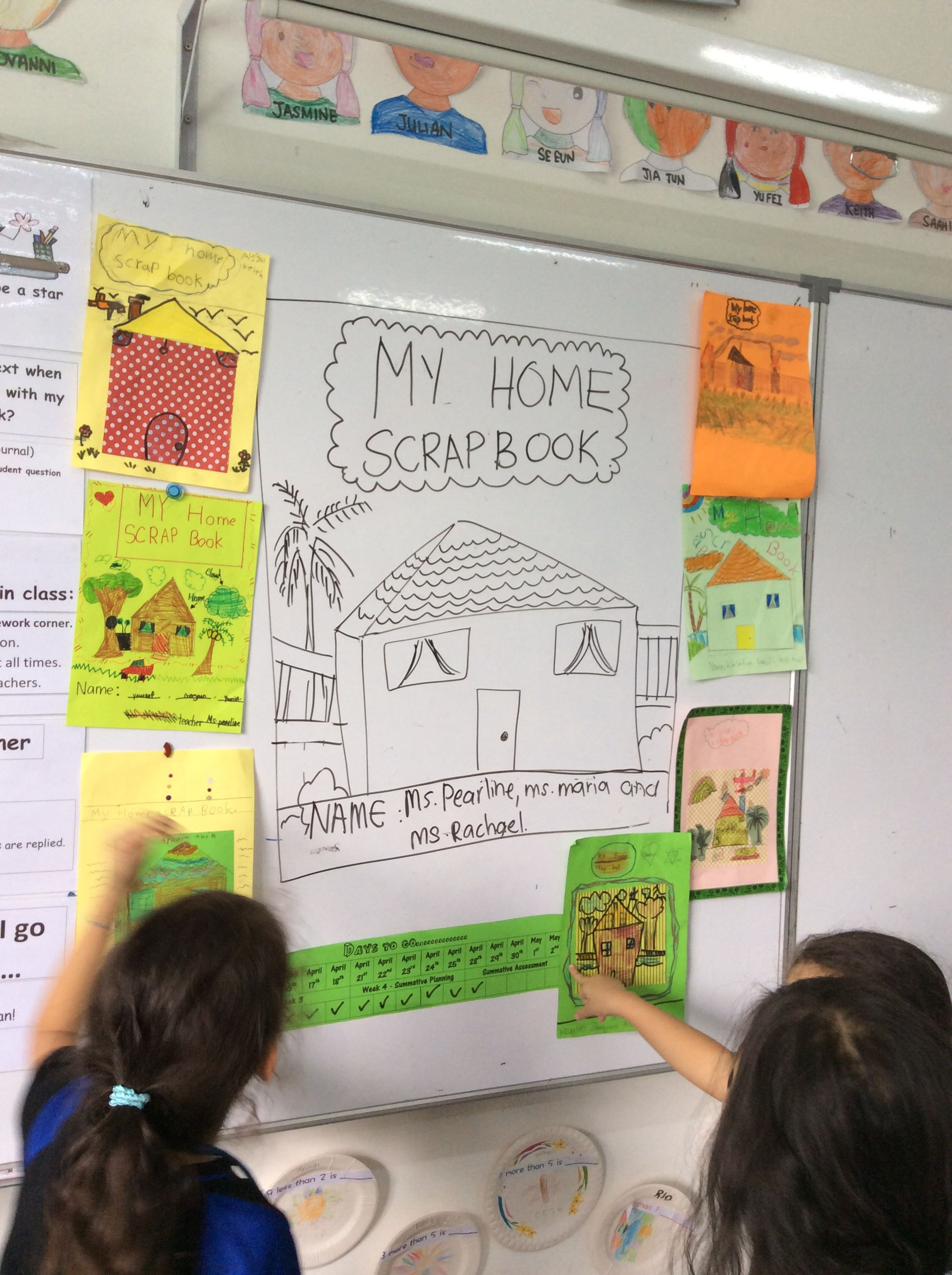 Summative Assessment Home Pyp 1