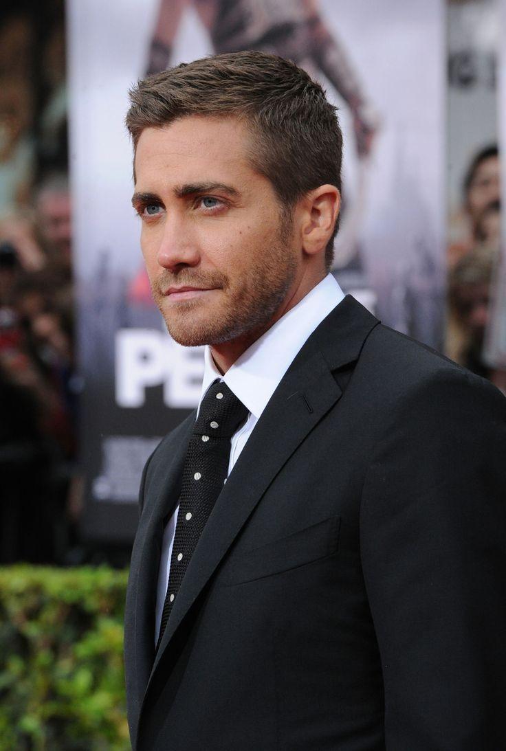 J gyllenhaal cortes de pelo masculinos pinterest haircuts