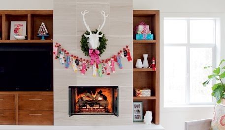9 fun and stress-free holiday decorating tips