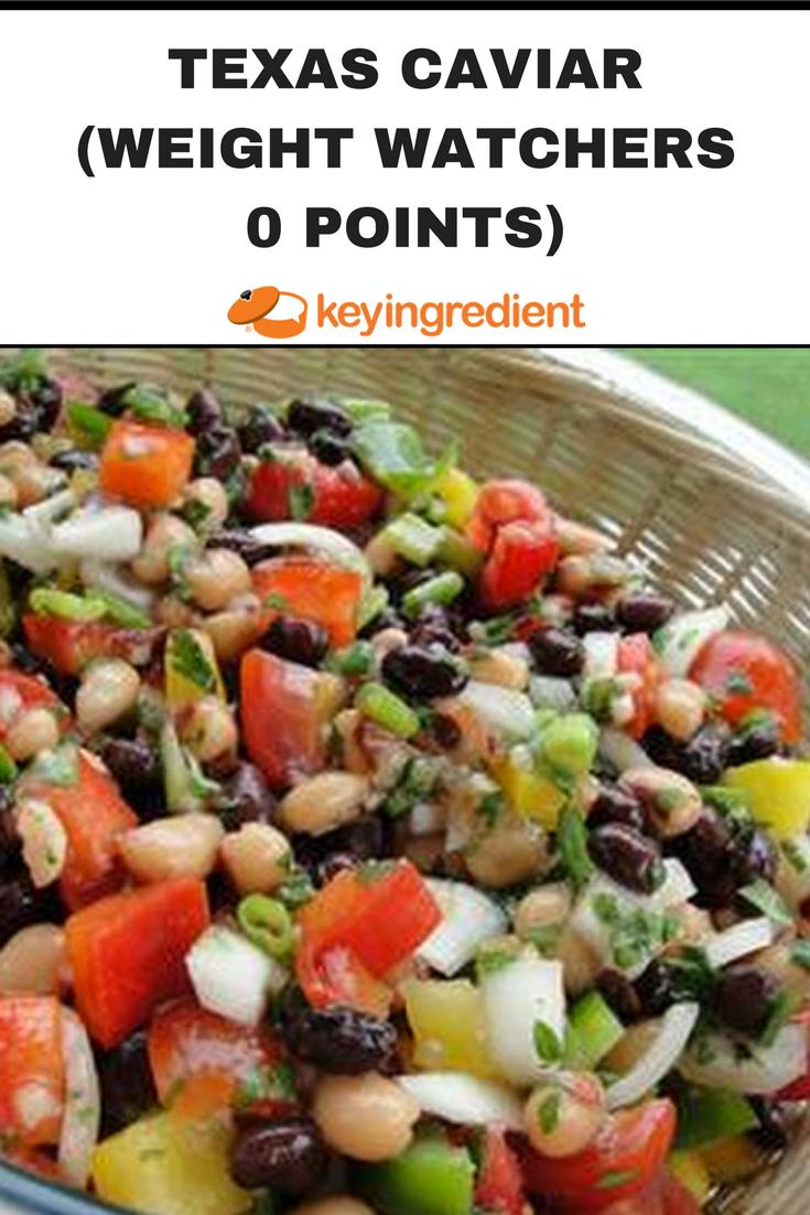 Weight watchers salat 0 punkte