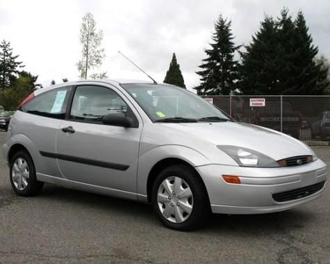 Cheap Ford Focus Zx3 Hatchback 4995