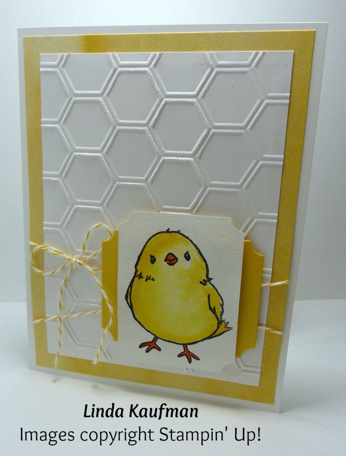Linda K S Stampin Page Stampin Up Easter Cards Dostamperstars