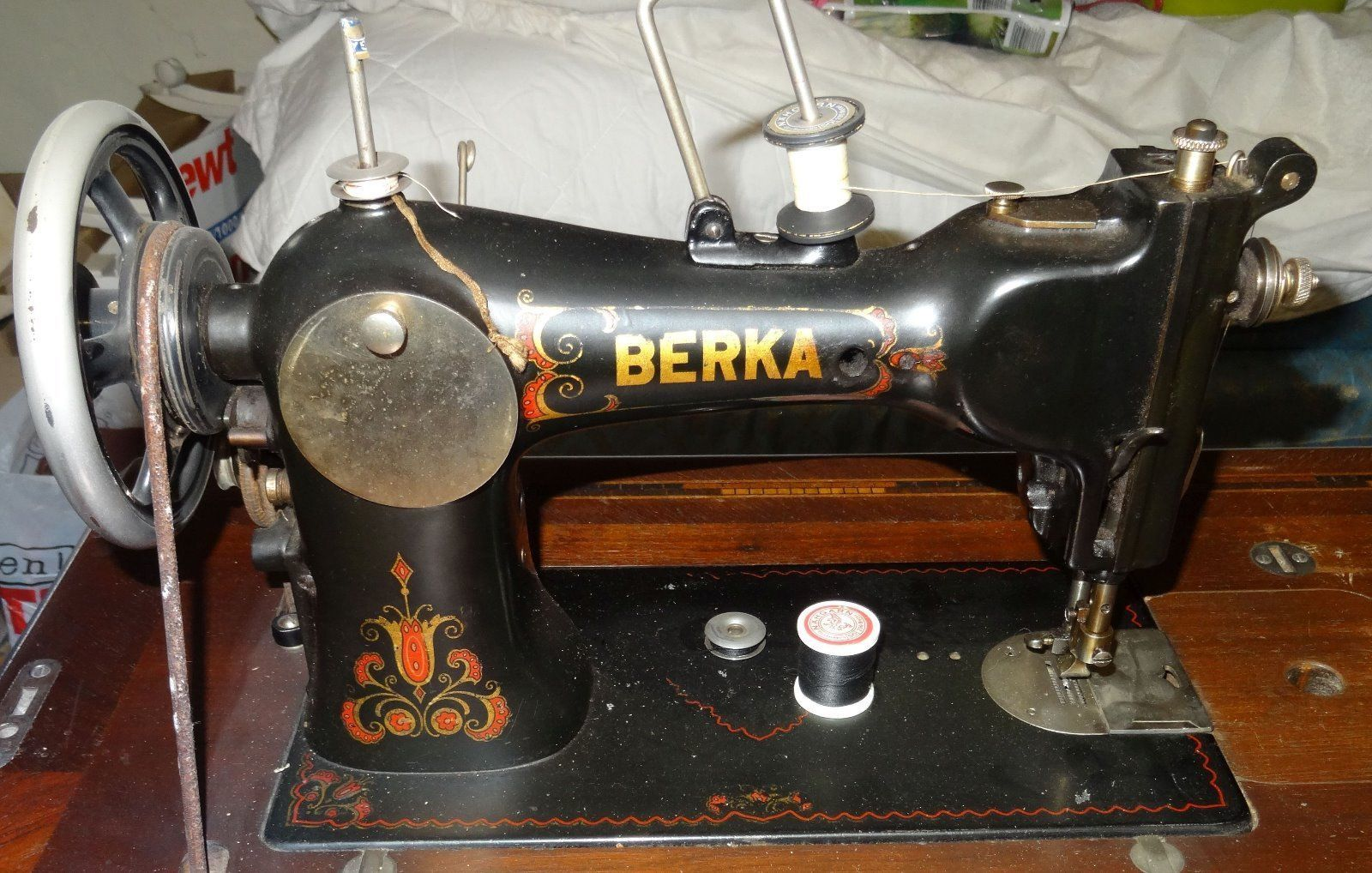 Singer Nähmaschine Antik Wert