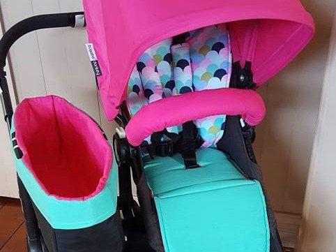 Bugaboo Donkey Basket Cover/Insert PDF Sewing Pattern | kinderwagen ...