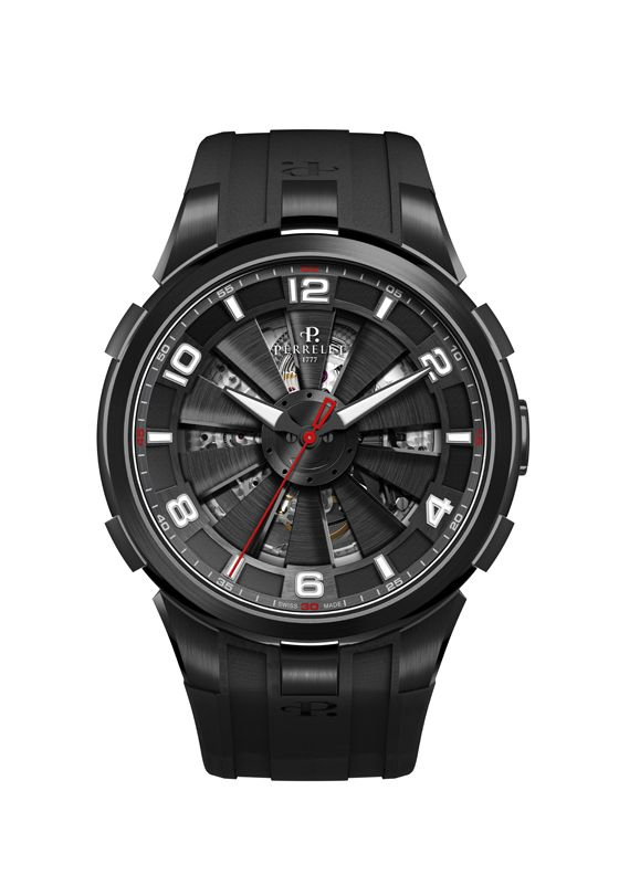 SkeletonWatches Turbine Relojes Perrelet 2015The Baselworld zSMVGqUp