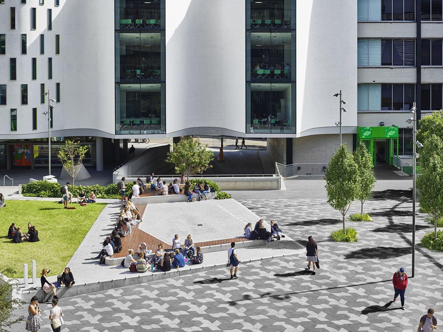 University of technology sydney u sydney australia u landscape