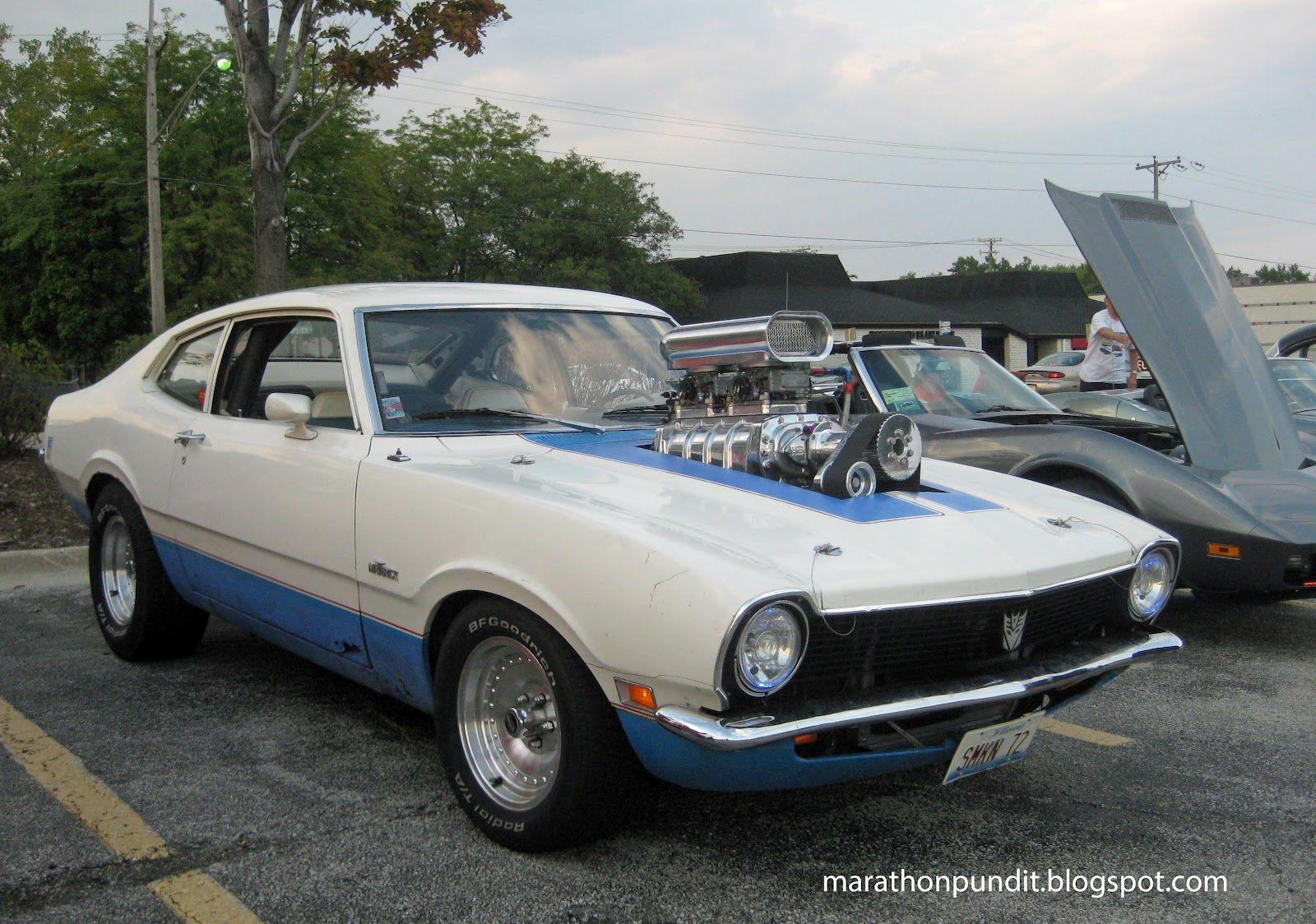 My Classic Car: Bill's 1972 Ford Maverick Grabber | Classic Car News