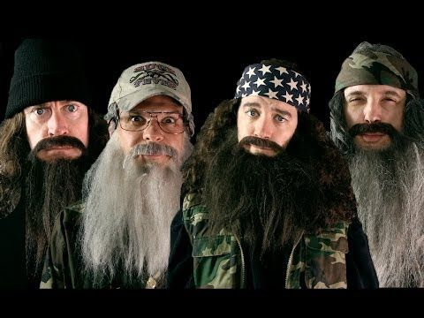 Barely Political takes on Duck Dynasty!
