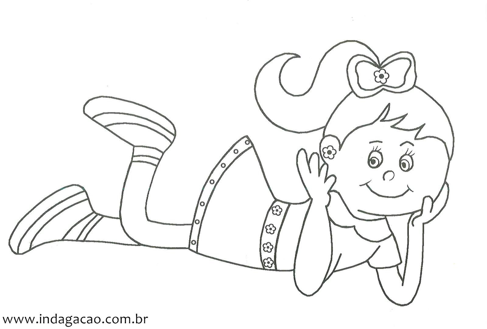 Desenho Para Colorir Baixar Pdf Gratis Desenhos Para Criancas