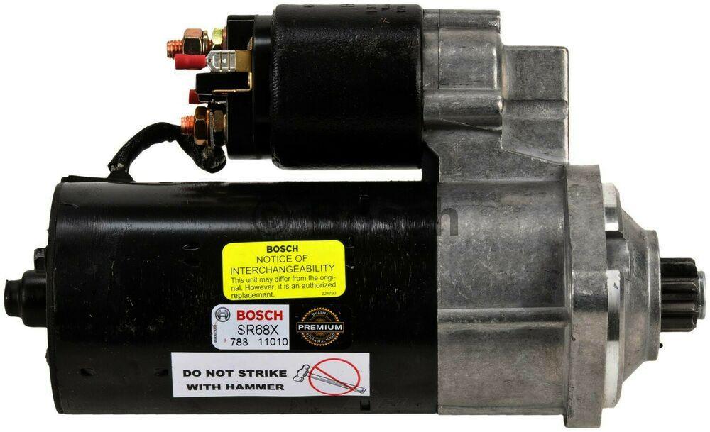 Starter Motor Bosch SR68X Reman