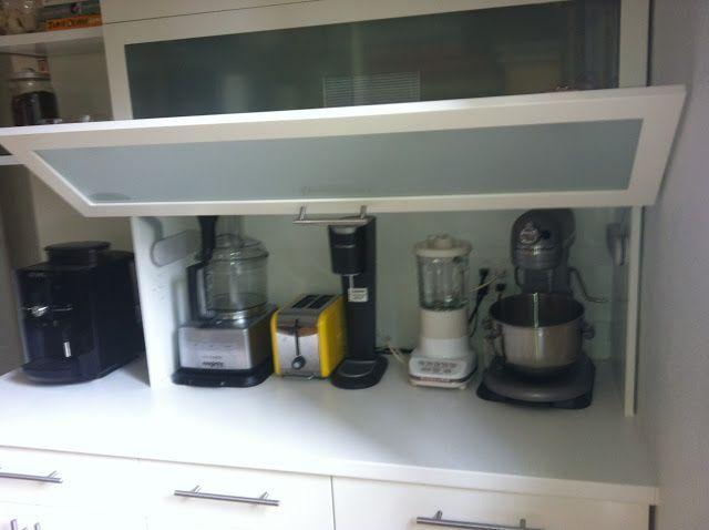 Ikea Hackers: Kitchen Appliance Garage
