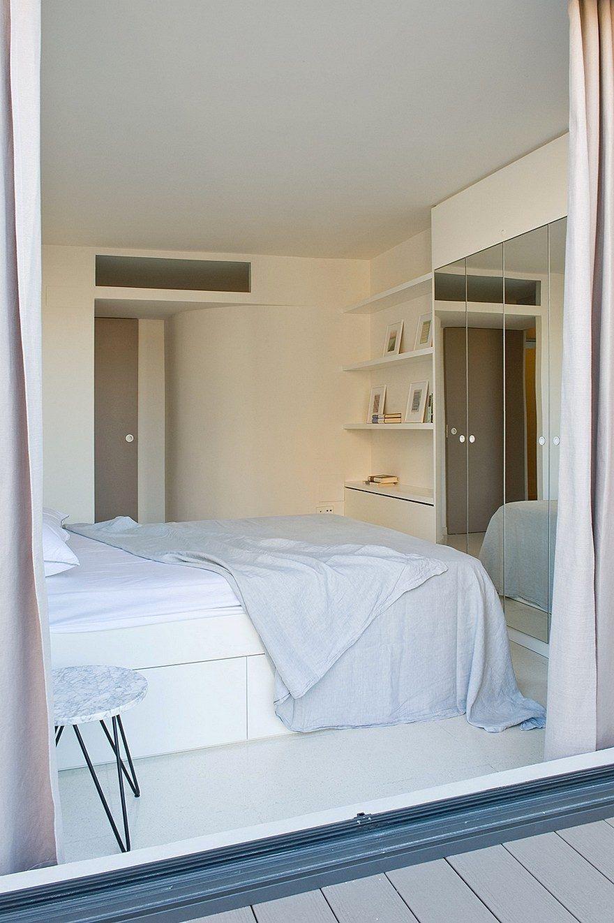 Paseo de Gracia Penthouse, Barcelona / CaSA – Colombo and Serboli Architecture