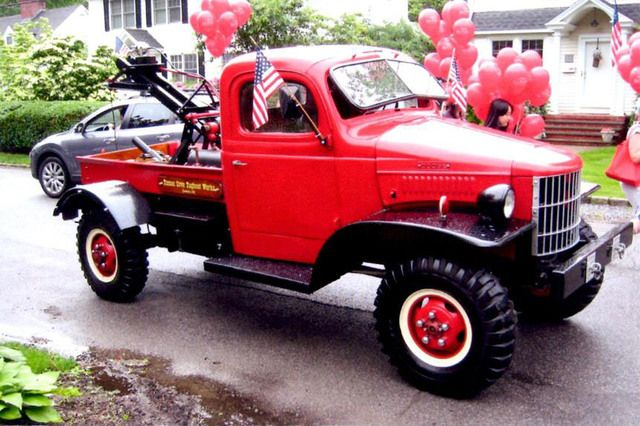 1941 Dodge WC12 $5,500 [CT]