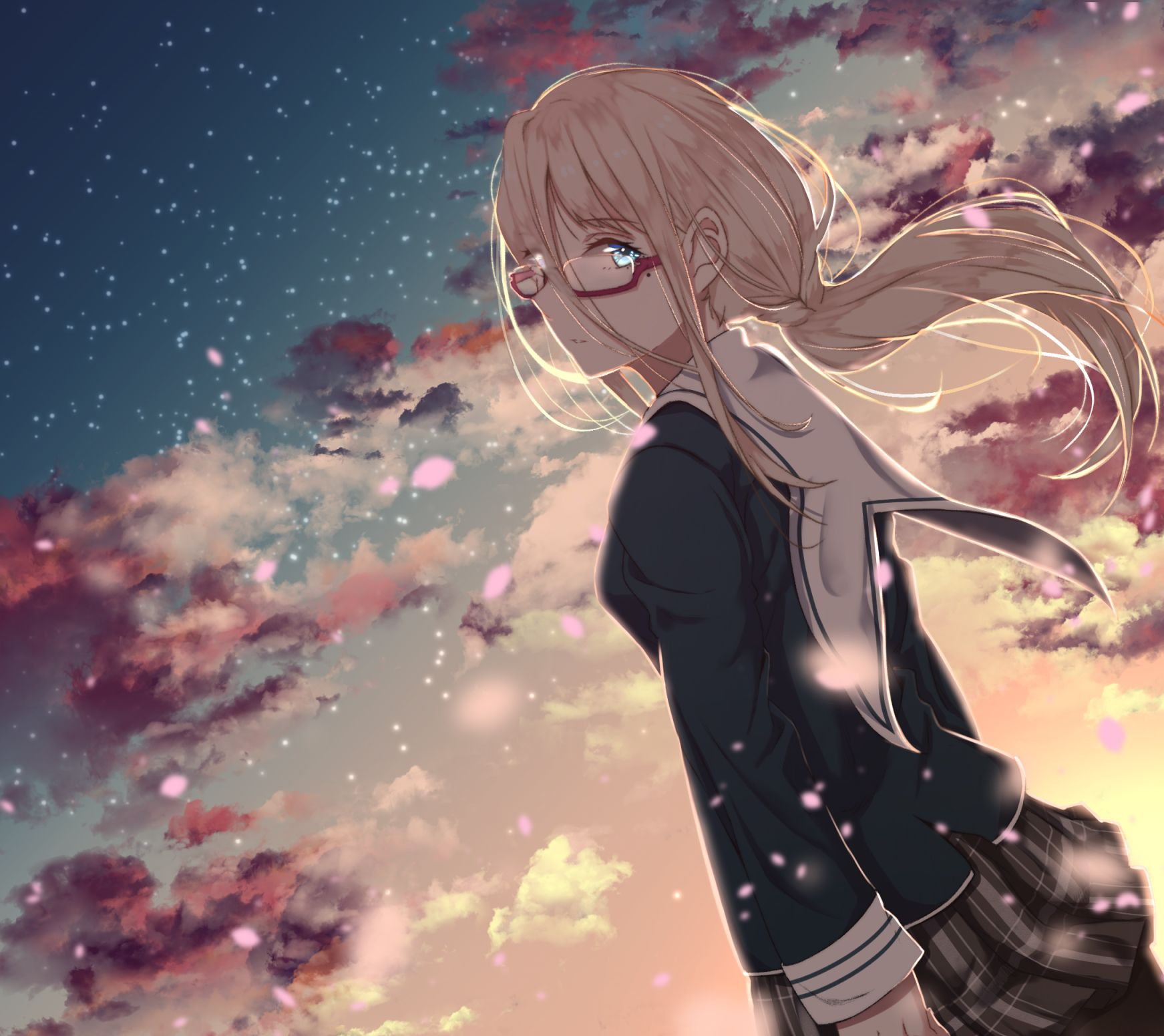 Epingle Par Jerza11etleschats Sur Manga Filles Blondes Illustration Kawaii
