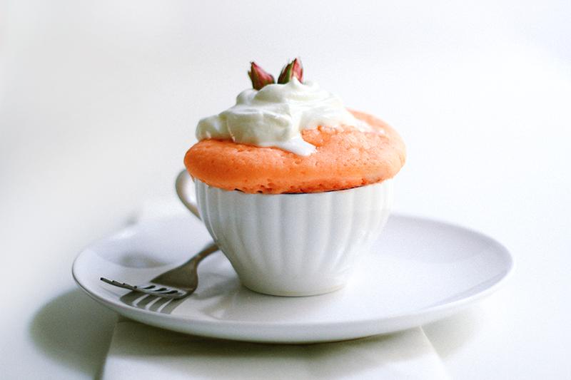 كيكة الحليب بالورد في الميكرويف Microwave Rose Milk Cake Milk Cake Food Rose Milk
