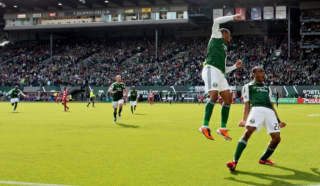 Portland Timbers Win Again Portland Timbers Portland Travel Oregon Pictures