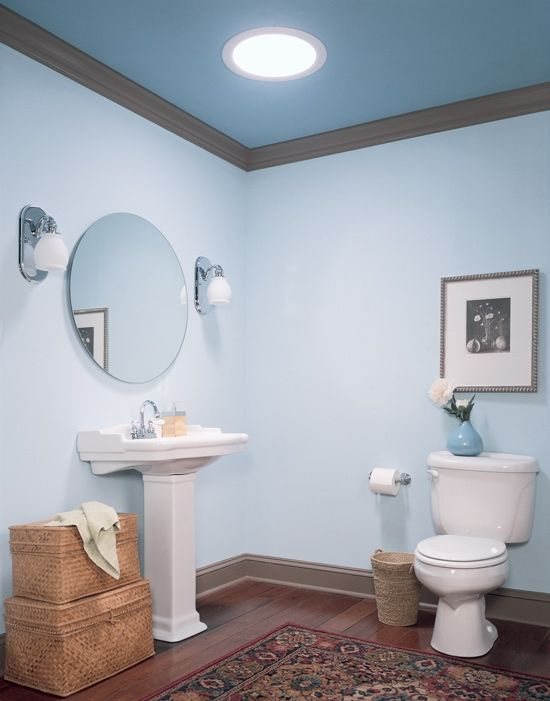 Lighting Basement Washroom Stairs: How Can We Do This? Sun Tunnels Will Channel Light From
