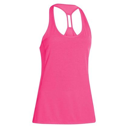 Under Armour Women s Fly By Stretch Mesh Women s Tank  6048af707ac