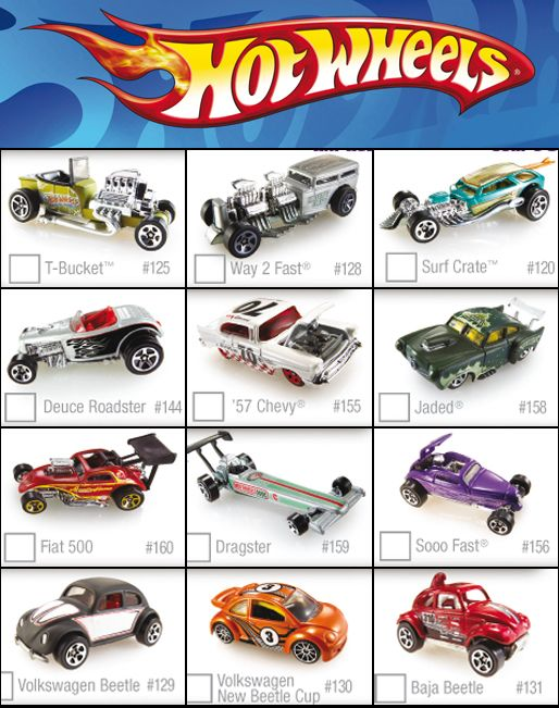 Hot Wheels Just To Show Bens He Doesn T Own All The Cars In The