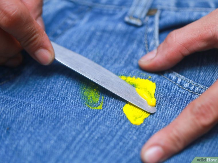 Can You Get Acrylic Paint Out Of Clothes Get Acrylic Paint Out Of Clothes Painting Clothes Crafts