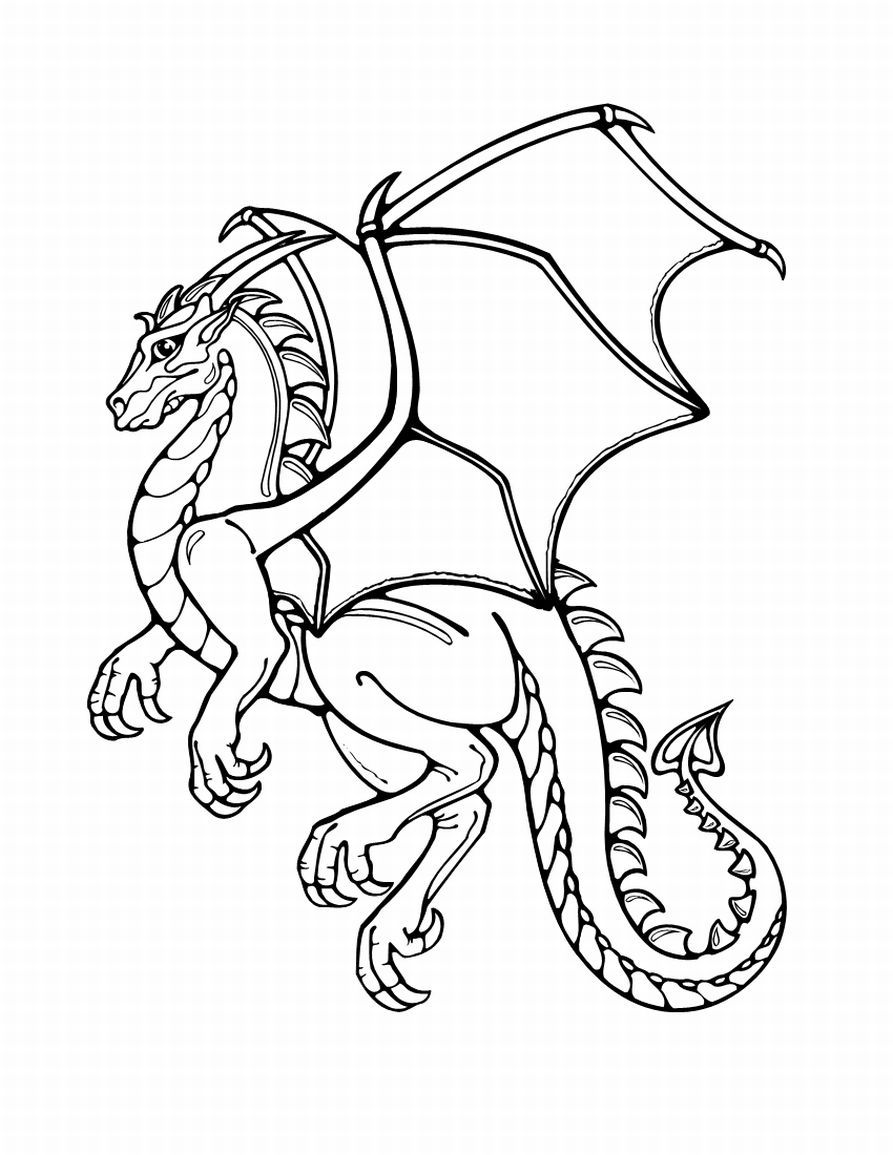 To Do In Bleach Pen On A Shirt For T Dragon Coloring Page Coloring Pages Coloring Books