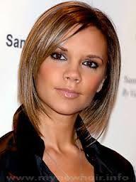 Victoria Beckham Hairstyle Buscar Con Google Corte Bob