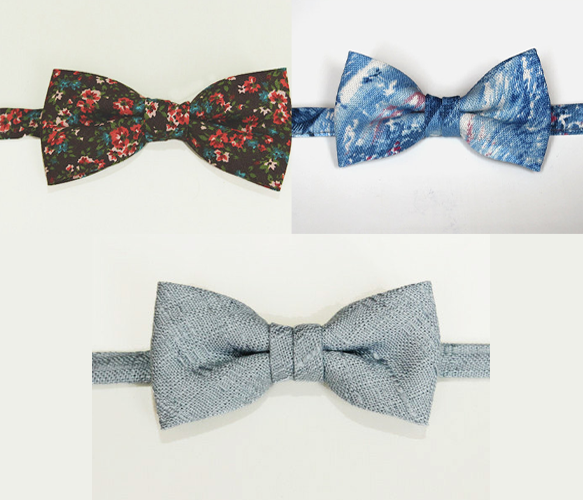 Cute Bow Ties :)