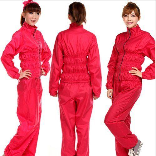 Set Nylon Sweat Suit