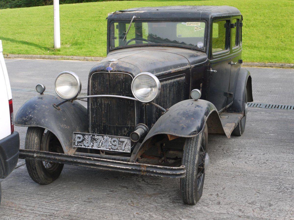 1932 Ford Made In U K Motor Car Custom Cars 1932 Ford