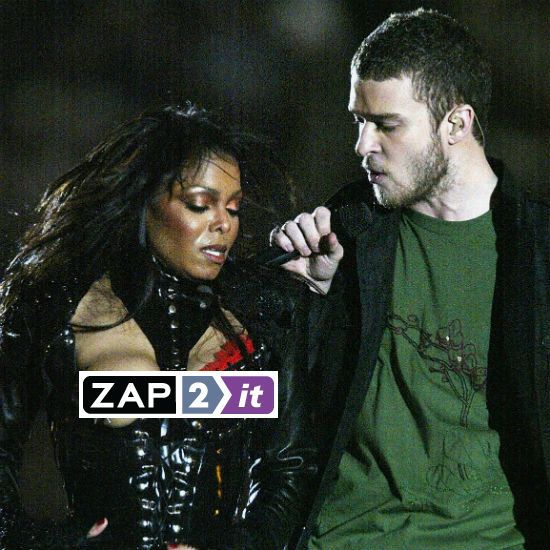"""Janet Jackson's 'wardrobe malfunction' may get Supreme Court hearing. In their filing, the Justice Department says there is no """"fleeting images exemption from indecency enforcement."""""""