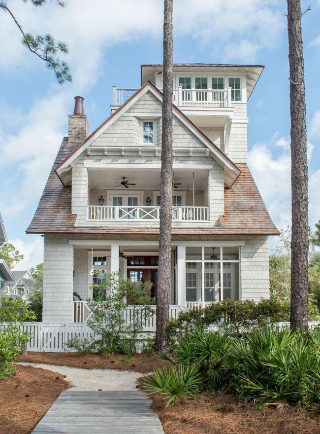 Best 25+ Coastal homes ideas on Pinterest | Beach house plans ...