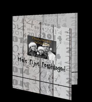 Persoonlijke Kerstkaarten bestel je eenvoudig en snel op www.mycards.nl