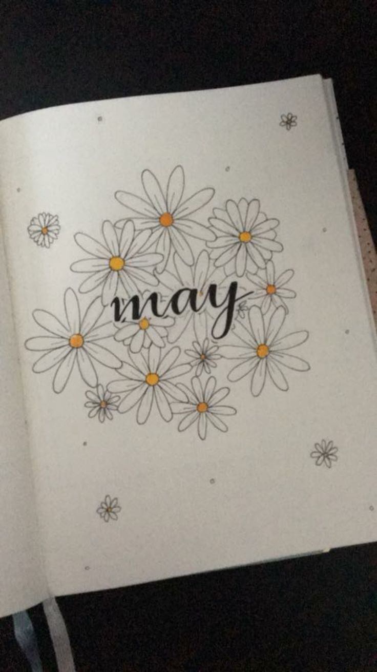 hello may bullet journal mei may