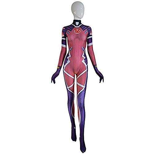 Cheap lycra suit Buy Quality cosplay costume directly from China girls halloween Suppliers OW GAME D.VA cosplay Costume Print dva White Rabbit SKIN ...  sc 1 st  Pinterest & Amazon.com: overwatch halloween costumes | Halloween stuff ...
