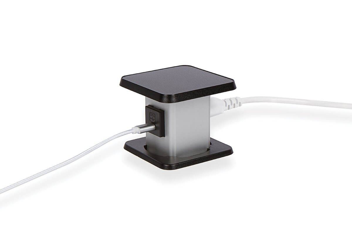 Pop Up Power Grommet 1 Usb C 1 Electric 50 Off Electricity Usb C Usb