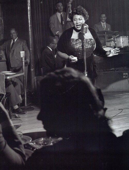 Measurementoftheobserver Ella Fitzgerald Jazz Jazz Musicians