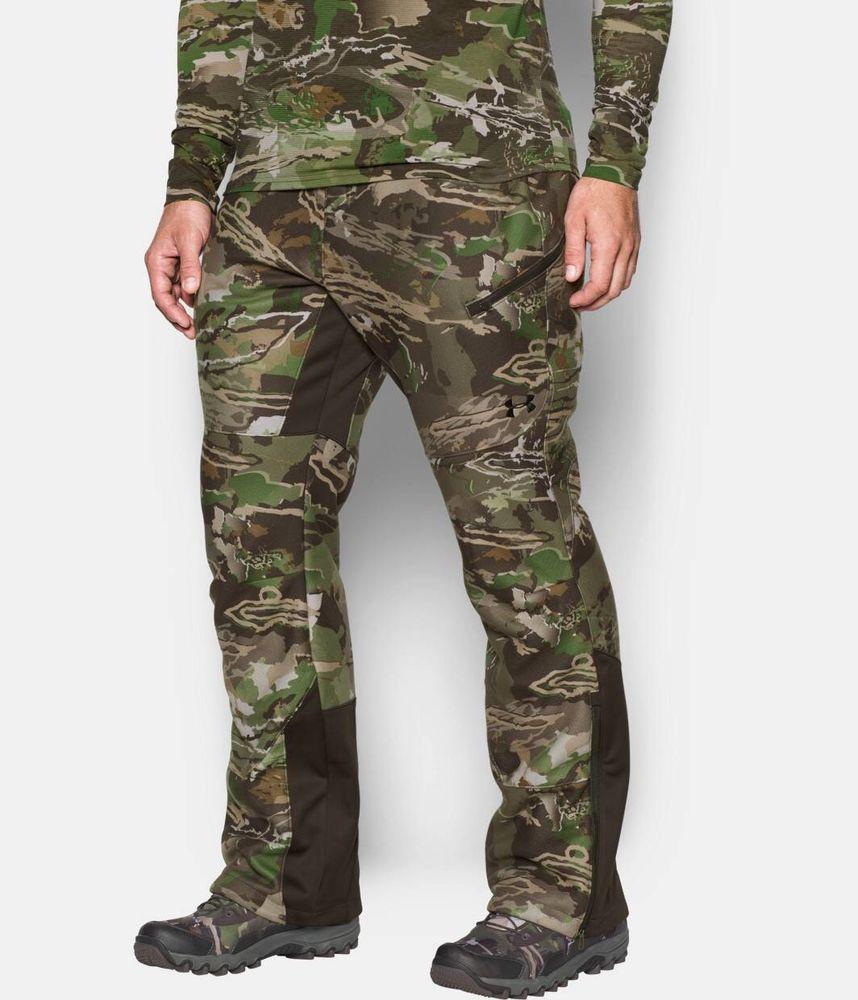 349ab71e845ac UA Under Armour Stealth Fleece Pants Hunting Pants Mid Season MSRP $150 NEW  #Underarmour