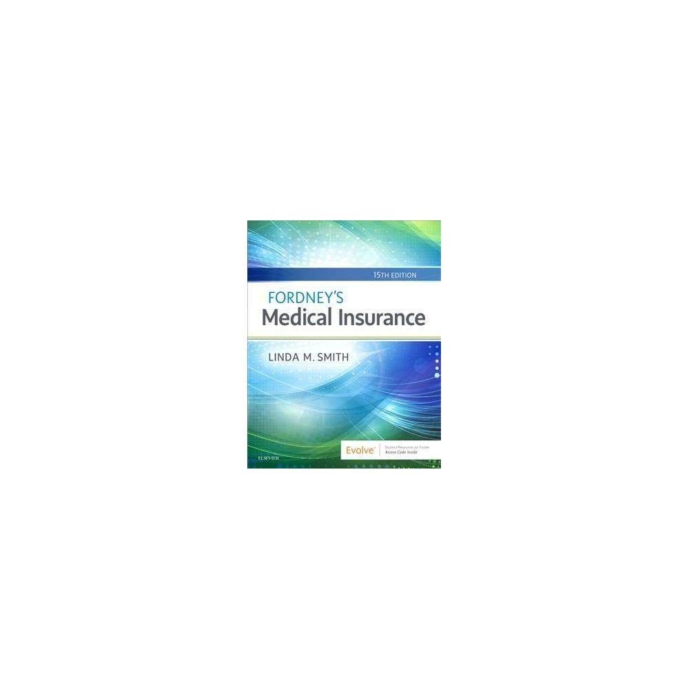 Fordney S Medical Insurance Paperback Medical Insurance