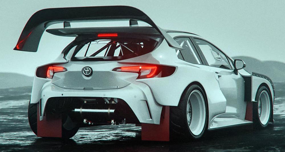 تويوتا جي آر كورولا 2021 الجديدة بالكامل الهاتشباك الرياضية العالية الأداء قريبا موقع ويلز In 2020 Toyota Car Sports Car