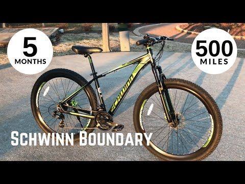 58878756478 Walmart Schwinn Boundary 29 after 5 months and 500 miles - YouTube ...