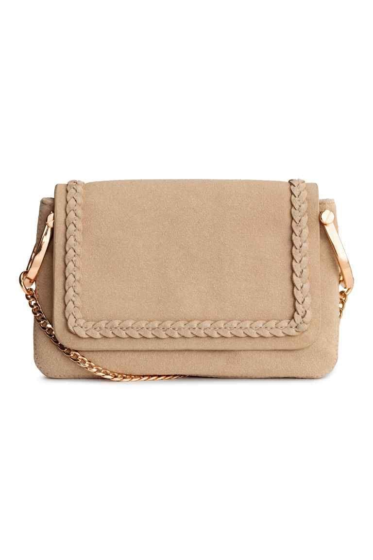 Shoulder bag - Beige - Ladies | H&M GB 1